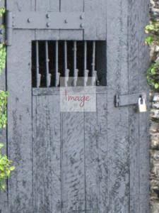 With logo World War 2 Jail Cell